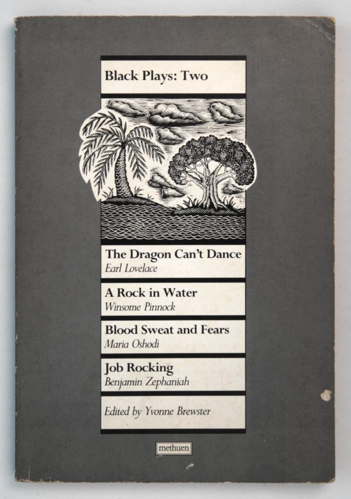 Cover of Black Plays book